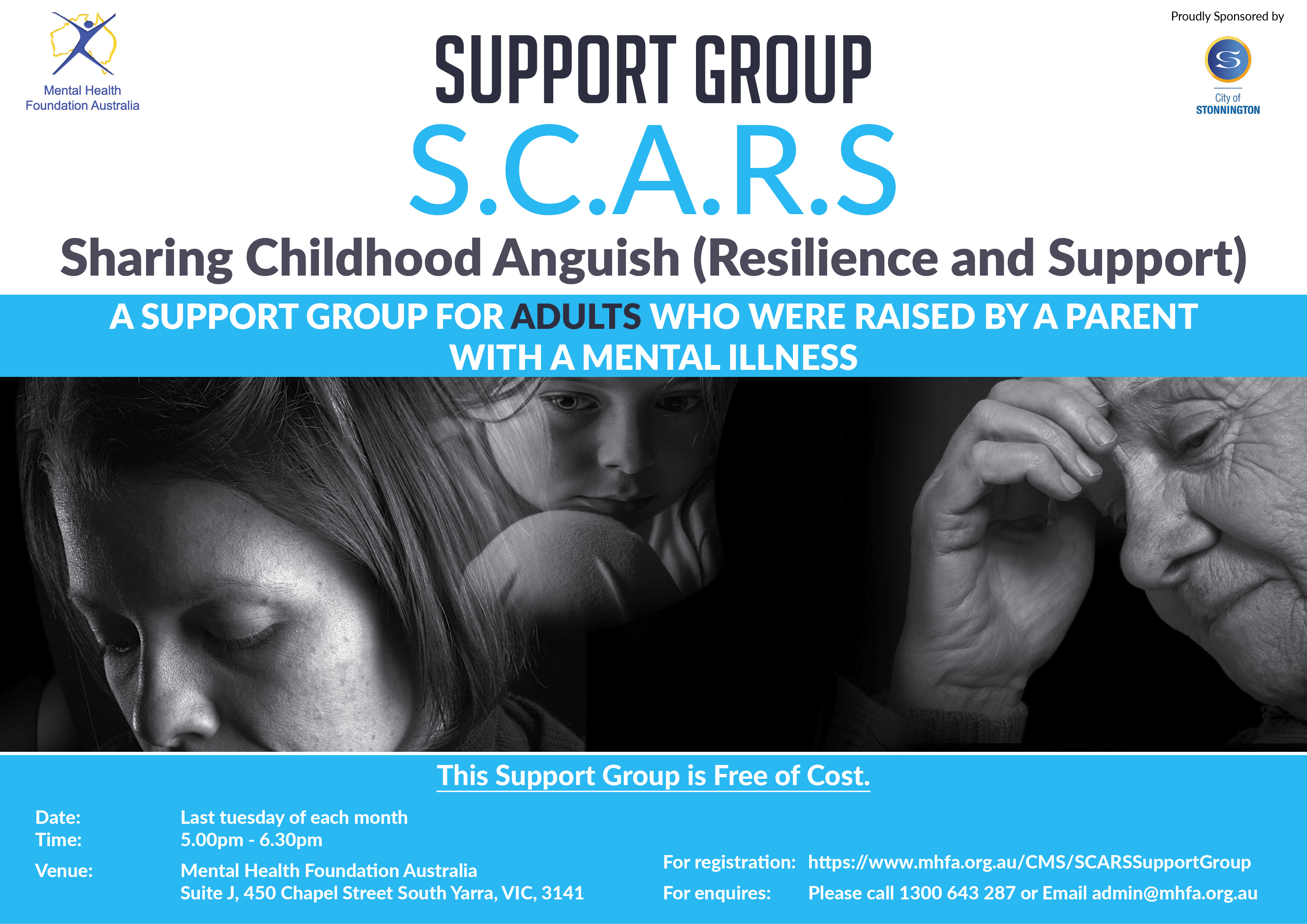 S.C.A.R.S Support group